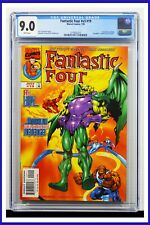 Fantastic Four #v3 #19 CGC Graded 9.0 Marvel July 1999 White Pages Comic Book