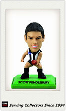 *2009 Select AFL STARS COLOR FIGURINE NO.11 Scott Pendlebury (Collingwood)