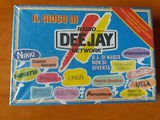 Il gioco di radio deejay sigillato MINT