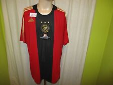 "Deutschland ""DFB"" Adidas Auswärts EM Sonder Trikot ""Kärnten 11.JUNI 2008"" Gr.XL"