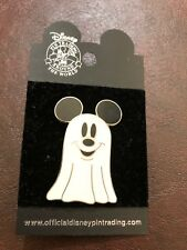 NEW Disney Mickey Mouse Ghost Pin, Halloween