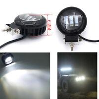 Truck SUV 12V/24V 72W Car Round LED Off-road Work Roof Lamp Driving Fog Light