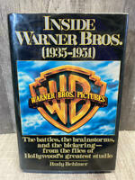 Inside Warner Bros 1935-1951 Rudy Behlmer 1985 First Edition
