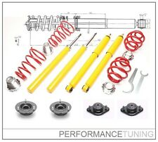 Combinés Filetés Réglables + Coupelles -Tuning - BMW Série 3 E30 - 45mm