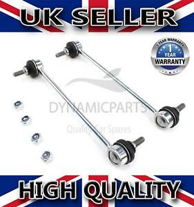 FOR FORD FIESTA MK7 2008-2016 FRONT ANTI ROLL BAR DROP LINKS PAIR 1513343
