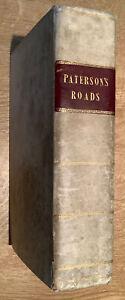 1831 - Paterson's Roads. Maps. Thmas Coltman, Lincolnshire