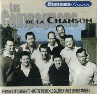 CD LES COMPAGNONS DE LA CHANSON