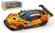Spark S4667 Aston Martin V8 Vantage 'AMR' #99 LMGTE PRO Le Mans 2015 1/43 Scale