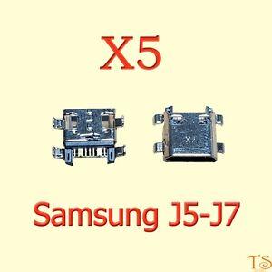 5X Samsung Galaxy J7 SM-J700 J700T J5008 USB Charging Port Dock Connector Part