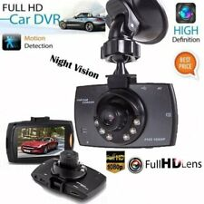 1080P HD Vehicle Dash Cam Camera Front In Cab Driving Recorder Car DVR GPS US