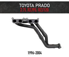 Headers / Extractors for Toyota Prado 2.7L 3RZ-FE (1996-2004)