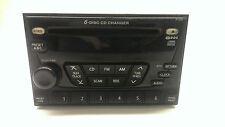 Nissan Xterra  Frontier 2001-2003 Radio CD Wechsler  CQ-EN7060Z
