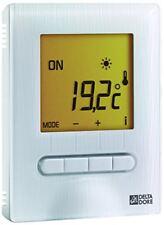 Delta Dore - Minor 12 Thermostat Digital Semi-encastré chauffage