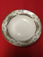 "Mikasa Fine China CAMBRIDGE # L9015 Round 9.25"" Veg/Serving Bowl EXCELLENT"