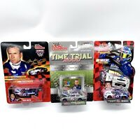 Lot of 3 Nascar Racing Champions #6 Mark Martin 1:64 Die Cast Valvoline Cars
