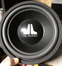 """Re Built Old School JL Audio 10W3 10"""" DVC subwoofer,Rare,Vintage,USA"""