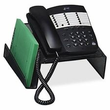 Phone Stand Steel Mesh Sparco Office Desk Accessories Organization Book Pocket