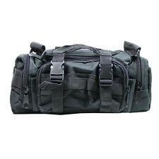 Duffel Bag Backpack Rucksacks Sport Molle Camping Travel Bag Military Black