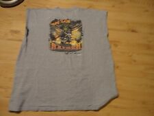 YAMAHA STAR MOTORCYCLES Sleeveless Touring Riding RAIDER Tshirt Mens Size 4XL