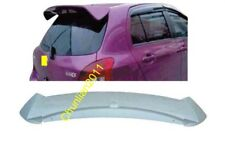 Factory Style Trunk Spoiler Wing for 2006-11 Toyota Yaris Hatchback 5dr abs big