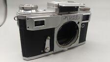 +1968 Vintage USSR Soviet Era KIEV 4 Rangefinder Film Camera Body!Contax . READ