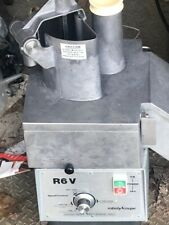 Robot Coupe Commercial Continuous Feed Food Processor Excellent Condition.R6 V