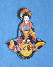 HARD ROCK CAFE 2004 Honolulu Girl's Day - Female Hinamatsuri Doll Pin (no. 23329