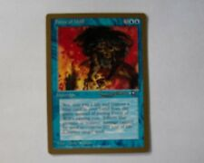 Mtg Force of Will 1997 World Championship Deck Gold Bordered LP/MP