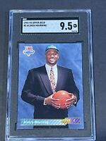 1992 Upper Deck #2 Alonzo Mourning SGC 9.5 RC Newly Graded Rookie PSA BGS ?