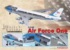1/144 Air Force One Boeing VC-25A (747-200B) - Project Cutaway - Dragon 47403