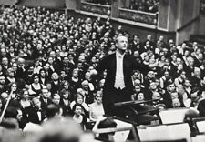 1933/66 Vintage Conductor WILHELM FURTWANGLER Music 11x14 By ALFRED EISENSTAEDT