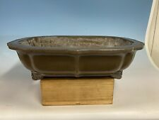Massive Unglazed High Quality Chinese Made Bonsai Tree Pot 20 5/8""