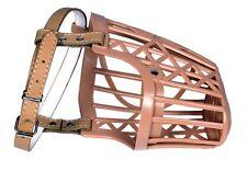Petsplanet Dog Muzzle Plastic Basket Mesh Bark Bit Stop Protection Mask - XL