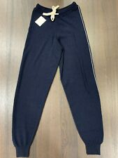100% Cashmere Joggers | Johnstons of Elgin | Trousers | Made in Scotland | Navy