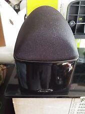 Mirage Nanosat Prestige speaker in High-Gloss Piano Black Finish