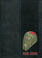 MEMPHIS UNIVERSITY SCHOOL, MEMPHIS, TENNESSEE YEARBOOK - THE OWL - 1986