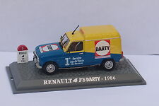 ALTAYA RENAULT 4 F6 DARTY-1986 1:43