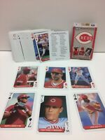 1993 Major League Baseball Cincinnati Reds U.S. Playing Card Co. Deck Cards