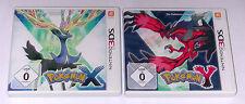 Juegos: pokemon x + Pokemon y para Nintendo 2ds, 3ds, 3ds XL, New 3ds