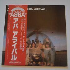 ABBA - ARRIVAL - 1977 JAPAN LP