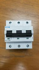 AZ3C100 - Eaton, 3 Pole, 100A, C Curve, Miniature
