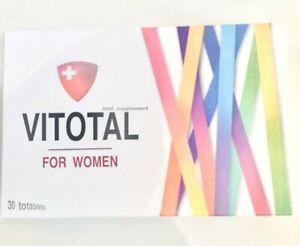 Vitotal for women - 30 tablets/ VITOTAL dla kobiet - 30 kapsułek