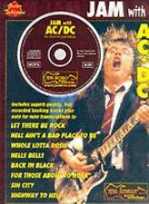 Jam with AC/DC Guitar Tablature