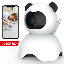 1080P HD WiFi IP Kamera Wlan Überwachungskamera Babyphone Hunde&Baby Monitor DHL