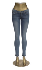 Flying Monkey Jeans L9437 Riveria Let it out Hem Skinny 24 25 26 27 28 or 29 in