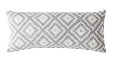 Zahara Breakfast Cushion [Colour: Silver],Designers Choice