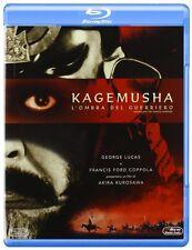 Blu Ray • Kagemusha L'Ombra del Guerriero KUROSAWA • NUOVO SIGILLATO ITALIANO