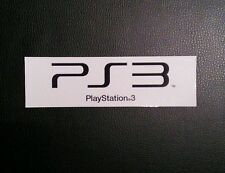 Sony PlayStation 3 Stickers/Skins