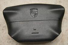 Porsche 996 99-05 / 986 Boxster 97-04 4 Four Spoke Airbag Air Bag Black