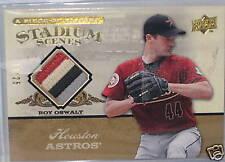 Roy Oswalt 4 Color Jersey Card  # 18 / 25  Astros